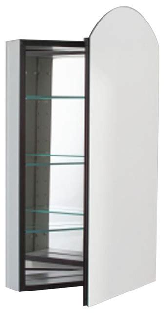 Robern M Series Cabinet by Robern Mt20d4apr M Series Arch Plain Mirror Cabinet With