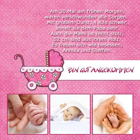 geburtskarten dankeskarten geburt babykarten m 228 dchen