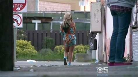 San Francisco Sex Workers Reporting Violent Crimes Wont