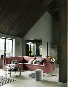 automne hiver les 5 couleurs qu39on adopte d39urgence a la With beautiful photo peinture salon 2 couleurs 5 peinture murs de mon entree salon cuisine