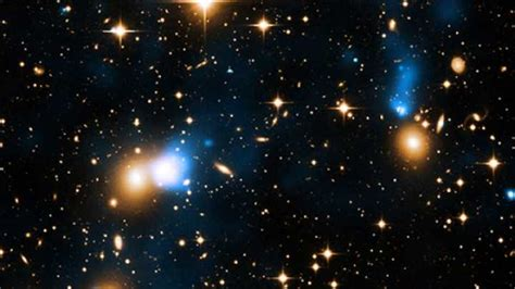 Enormous Galaxy Tail Twice The Length Milky Way