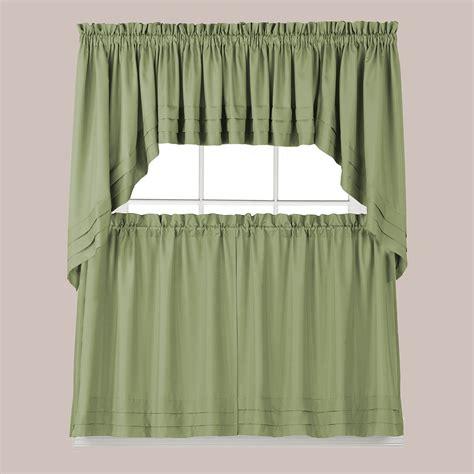 green valances kitchen holden kitchen curtain green linens4less 1471