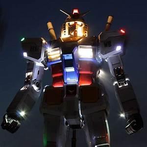 Real Life Transformers: The Gundamn Robot Stands 59 Feet ...