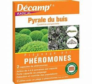 Pyrale Du Buis Traitement Bio : ph romone contre la pyrale du buis 2 capsules ~ Melissatoandfro.com Idées de Décoration