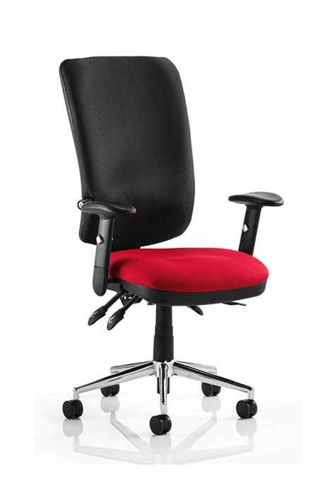 chiro 24hr ergonomic chiropractor approved colour office chair