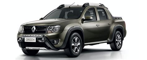 Renault De Mexico by Renault Oroch 2018 Precios Y Versiones En Ciudad De M 233 Xico