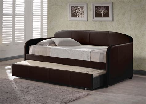 daybed with pop up daybeds with pop up trundle homesfeed