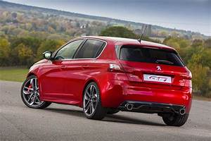 The New Peugeot 308 Gti By Peugeot Sport Can Truly Claim