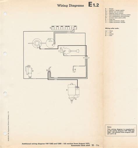 1974 vw beetle alternator wiring diagram parts wiring diagram