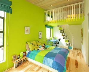 Showcase of Interior Designs for Kids' Bedrooms
