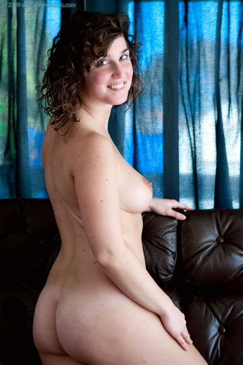 Maribel From Chubby Brunette Shows Off