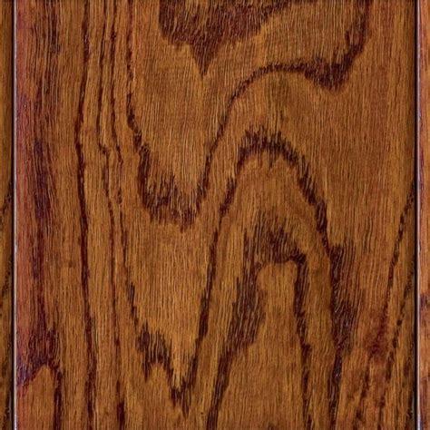 oak flooring home depot home legend hand scraped oak verona 3 8 in t x 4 3 4 in w x varying length click lock hardwood