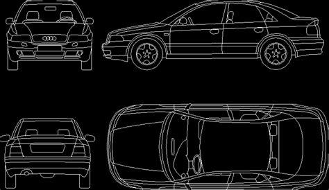 Car Dwg Plan For Autocad • Designs Cad