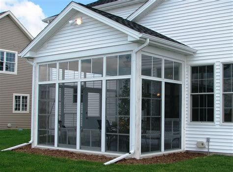 17 best ideas about screen porch kits on fly