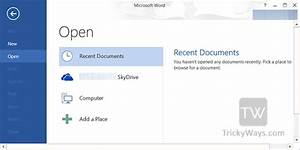 blog archives bertylsoul With microsoft recent documents