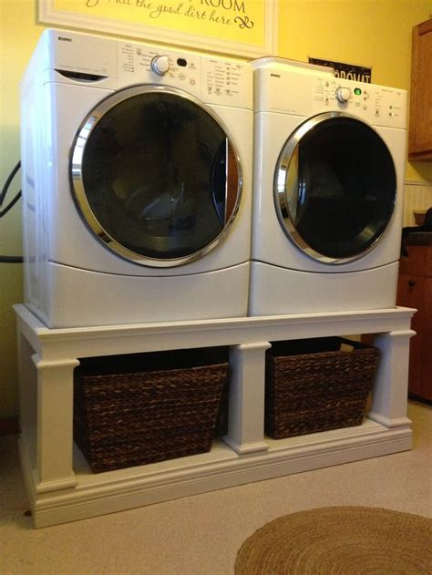 laundry room front loaders  pedestals google search