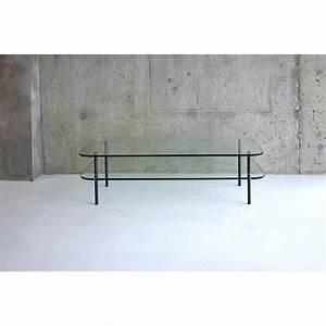 Table Basse Gigogne Verre : table basse verre table basse design deux plateaux ~ Teatrodelosmanantiales.com Idées de Décoration