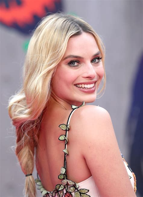 Margot Robbie Suicide Squad Premiere In London 832016