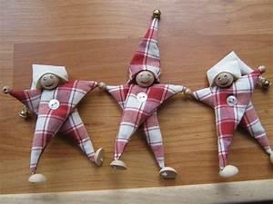 Tissu De Noel : decoration de noel a fabriquer en tissu maison design ~ Preciouscoupons.com Idées de Décoration
