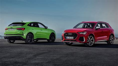 News - Audi Sport Outs All-New RS Q3 Sportback & RS Q3