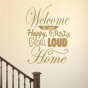 WELCOME HOME QUOTES image quotes at hippoquotes com
