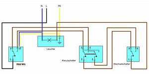 Gira Wechselschalter Anschließen : fhem heimautomatisierung einbau fs20 ws1 in bestehende wechselschaltung matschers blog ~ Orissabook.com Haus und Dekorationen