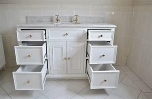 Deanery, Bespoke, Undermounted, Large, Bathroom, Cabinet