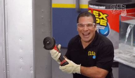 Flex Tape Boat In Half by Flex Tape Commercial Find Make Share Gfycat Gifs