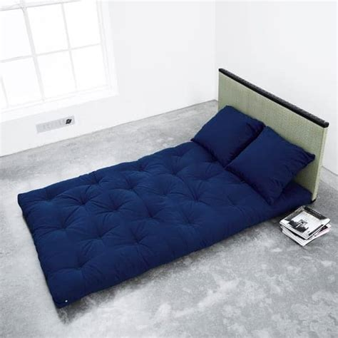 Tatami Sofa Bed Futon + 2 Back Cushions + Tatami, Really