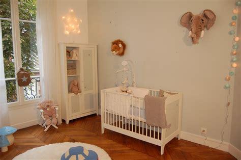 guirlande pour chambre chambre bébé on mise sur la guirlande lumineuse