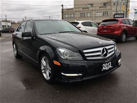 Truecar has over 854,000 listings nationwide, updated daily. 2013 Mercedes-Benz C-Class C300 4MATIC / SPORT PKG / LEATHER / NAVI!!!!! - Toronto, Ontario Used ...