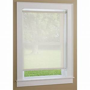 Sunscreen roller window shade 205555 curtains at for Window shade