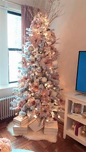 How, To, Update, Your, Holiday, Decor, With, A, Rose, Gold, Christmas, Tree