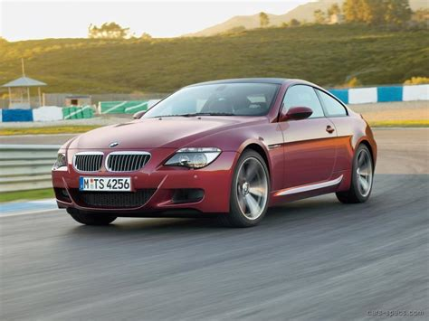 2007 Bmw M6 Coupe Specifications, Pictures, Prices