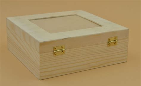 decorative christmas jewelry wooden gift boxes  lids