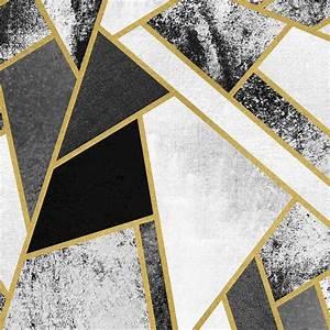 Tableau Photo Noir Et Blanc : tableau g om trique noir et blanc collection scandinave ~ Melissatoandfro.com Idées de Décoration