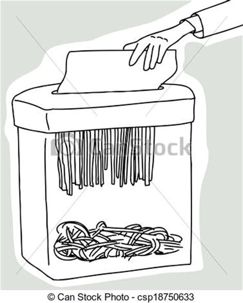 document shredder clipart clipground
