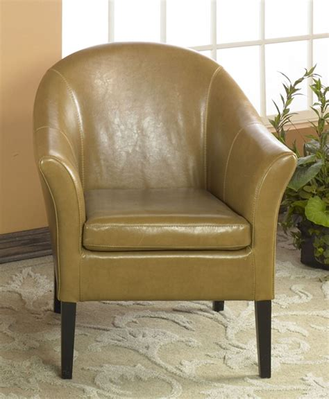 1404 camel leather club chair lcmc001clca armen living