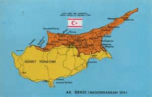 Northern Cyprus Map