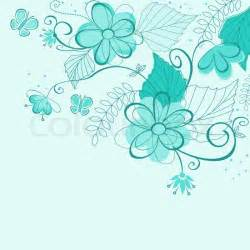 a frame home plans blue abstract floral background for textile or invitation