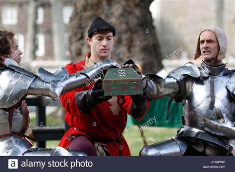 Knight Armor 15th Century Stock Photos Knight Armor 15th