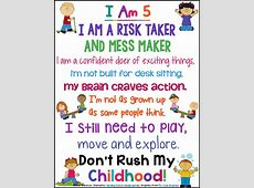 For Parents Where My Kindergarten Grows