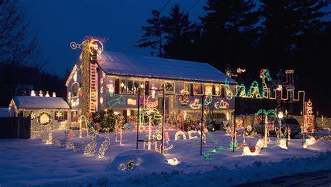 christmas lights the home of joe lester 220 cabot road