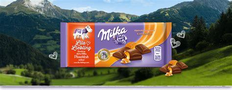 Milka Karamell