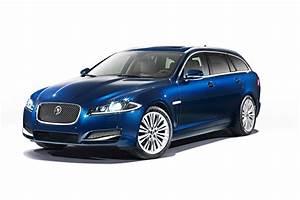 Jaguar Xf Sportbrake Estate Revealed