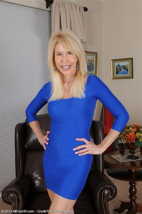 Elegant 60 Yr Old erica lauren Slip Through The Woman