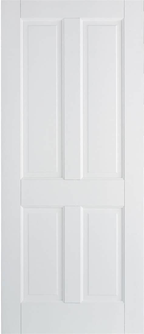 london  panel  pane internal solid white doors
