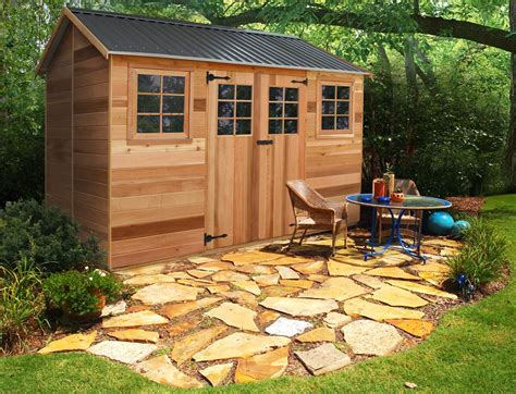 The Cedar Shed - cedar shed maple 12x6ft 3 6mx1 9m 2 825 00 landera