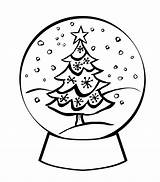 Snow Coloring Snowglobe Globe Winter Bestcoloringpagesforkids Snowman Tree Globes Printable Snowglobes Drawing Draw Colours Scenes Cartoon sketch template