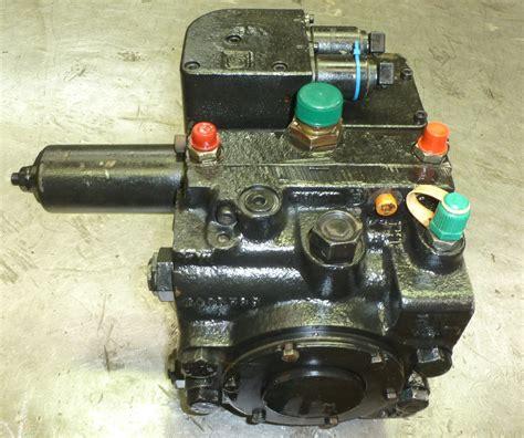 Réparation Pompe Hydraulique Sauer Danfoss - Réparation ...